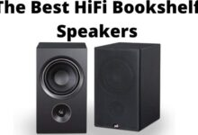 hifi bookshelf speakers
