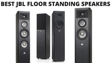 JBL Floor Standing Speakers