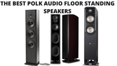 Polk Audio Floor Standing Speakers