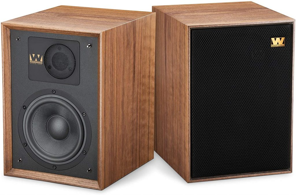 Wharfedale Denton 85 Bookshelf Speakers