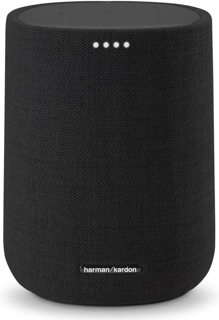 Black Harman Kardon Citation ONE Wireless Speaker