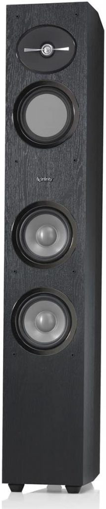 Infinity Black 3-Way Floor standing Speaker