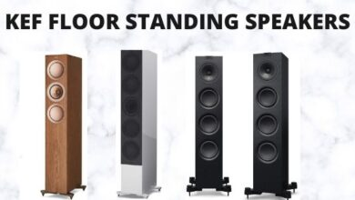KEF Floor Standing Speakers