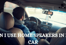 Can I Use Home Speakers In My Car