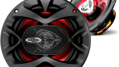 Difference Between Front And Rear Car Speakers